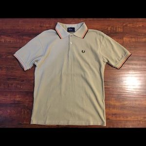 Fred Perry men polo shirt size m